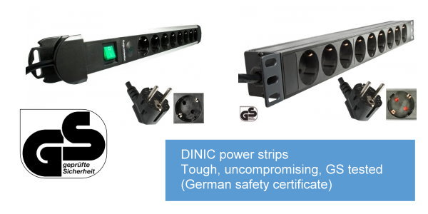 DINIC power strip