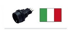 Power Adapter for Italy