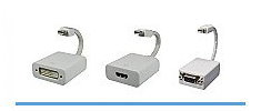 Mini-DisplayPort Adapters