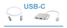 USB 3.1 C Kabel, Adapter