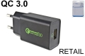 USB Quick Charge 3.0 Ladeadapter